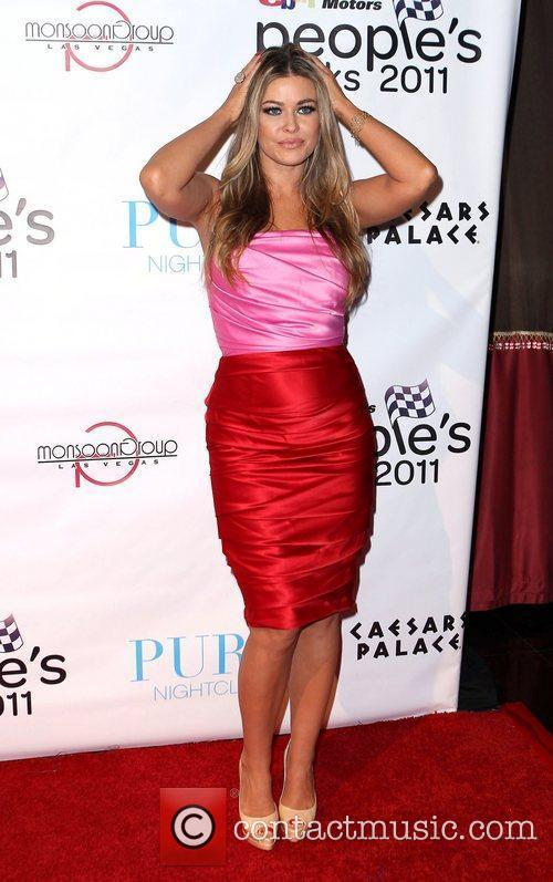Carmen Electra and Caesars Palace 27