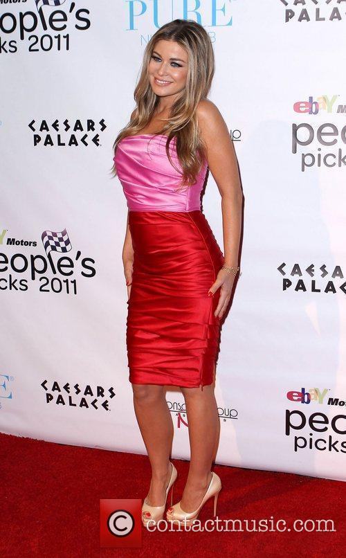 Carmen Electra and Caesars Palace 31