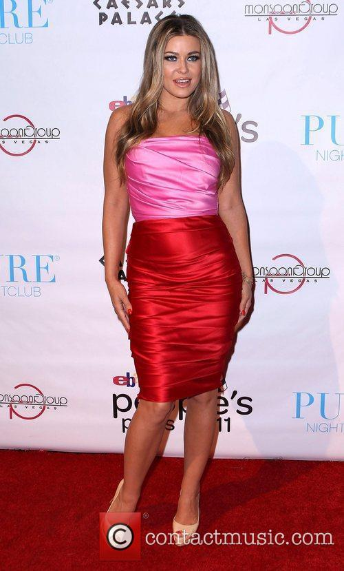 Carmen Electra and Caesars Palace 29
