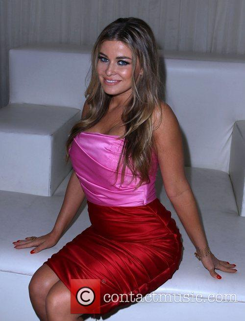 Carmen Electra and Caesars Palace 36
