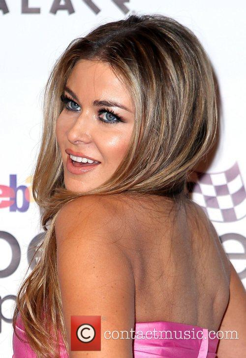 Carmen Electra and Caesars Palace 41