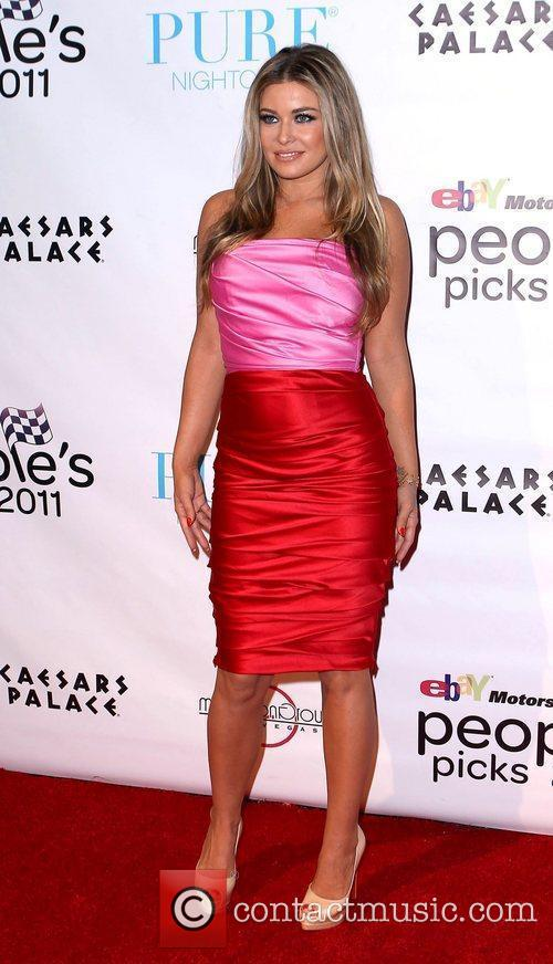 Carmen Electra and Caesars Palace 44