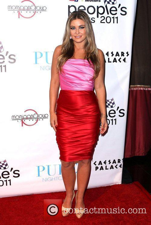Carmen Electra and Caesars Palace 45