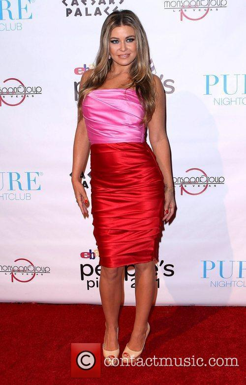 Carmen Electra and Caesars Palace 20