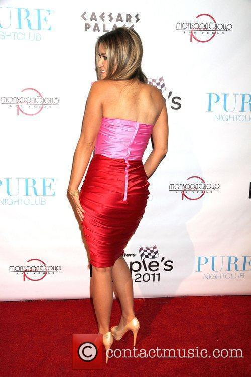 Carmen Electra, Caesars, Caesars Palace and Pure Nightclub 5
