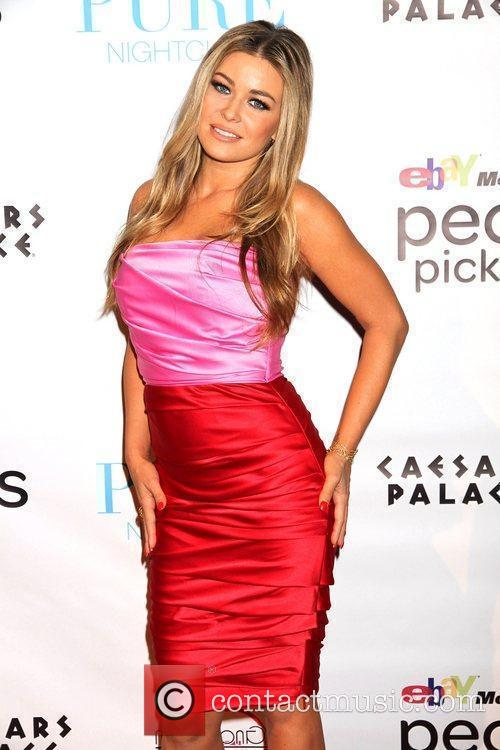 Carmen Electra, Caesars, Caesars Palace and Pure Nightclub 1