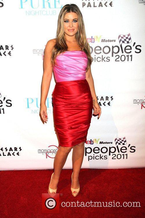 Carmen Electra, Caesars, Caesars Palace and Pure Nightclub 2