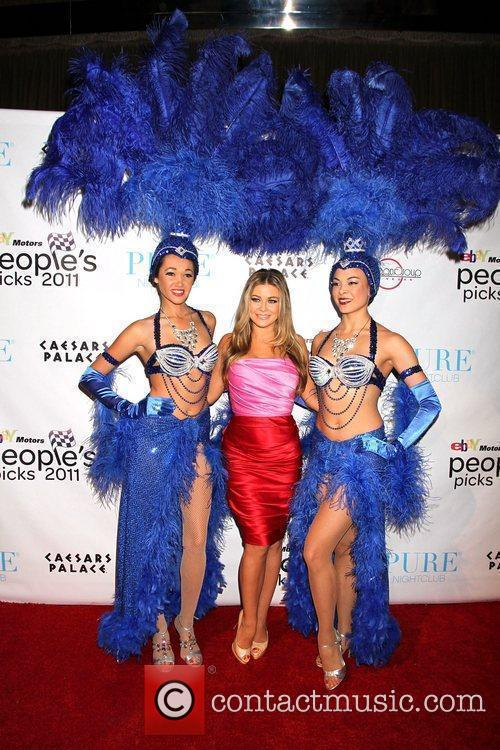 Carmen Electra, Caesars, Caesars Palace and Pure Nightclub 7