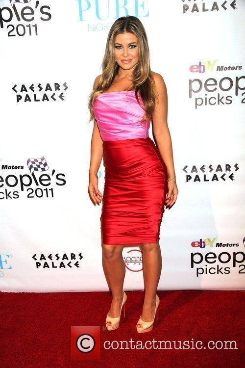 Carmen Electra, Caesars, Caesars Palace and Pure Nightclub 4