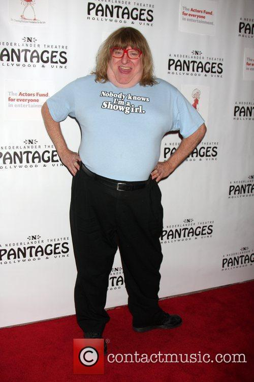 Performance Celebrating Carol Channing's 90th Birthday at Pantages...