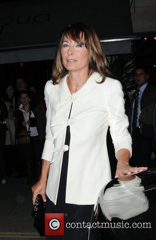 Carole Middleton attends Venezuela Viva - gala performance...