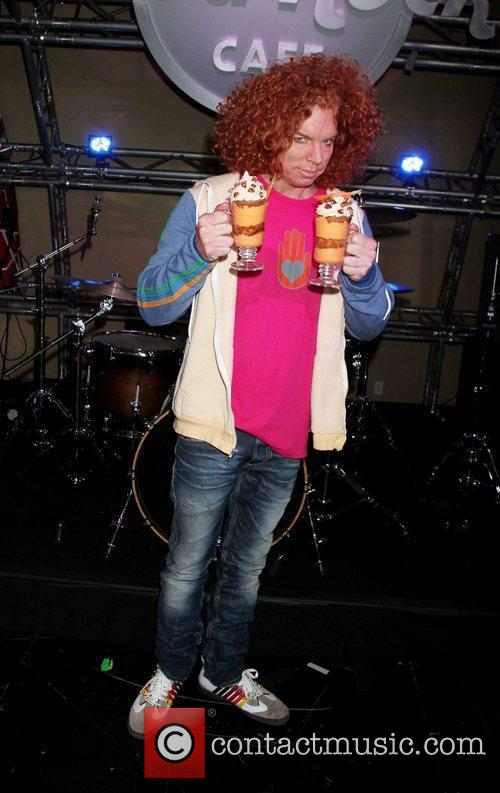 Carrot Top and Las Vegas 8