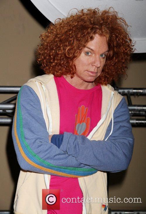 Carrot Top and Las Vegas 4