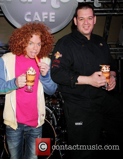 Carrot Top and Las Vegas 2