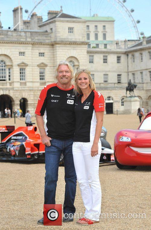 Richard Branson and Holly Branson 4