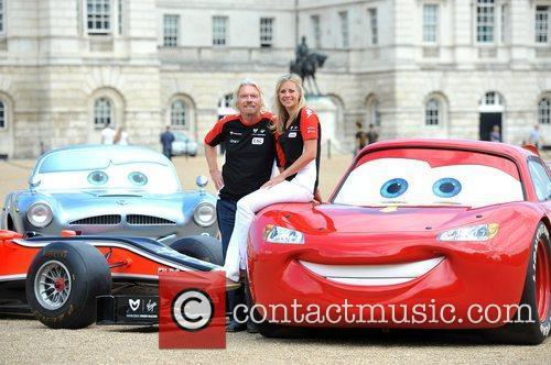 Richard Branson and Holly Branson 5