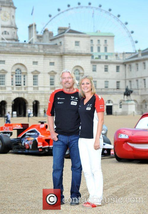 Richard Branson and Holly Branson 3