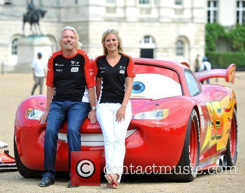 Richard Branson and Holly Branson 13