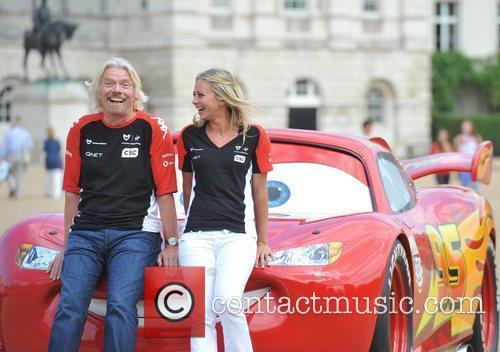 Richard Branson and Holly Branson 11