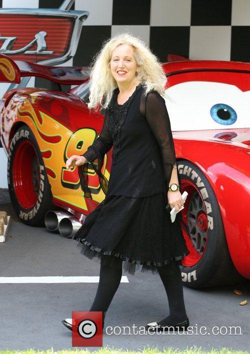 Debbie Bright Cars 2 Premiere held at Whitehall...