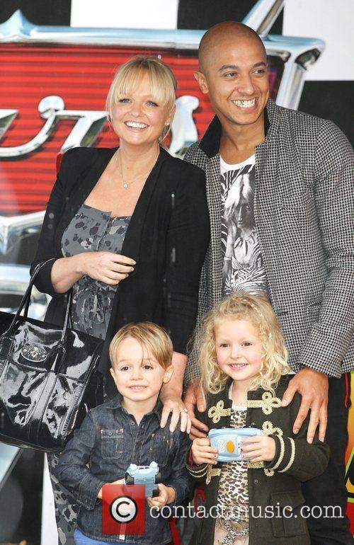 Emma Bunton and Jade Jones 1
