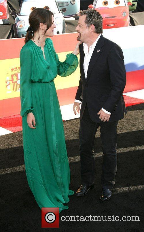 Emily Mortimer and Eddie Izzard 3
