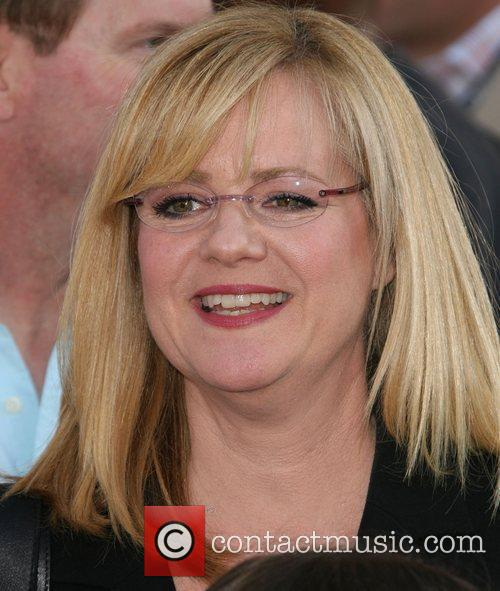 Bonnie Hunt - The Los Angeles premiere of 'Cars 2' held at ...