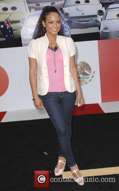 The Los Angeles premiere of 'Cars 2' held...