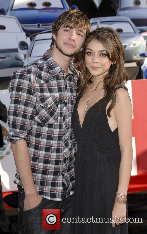 Matt Prokop and Sarah Hyland The Los Angeles...
