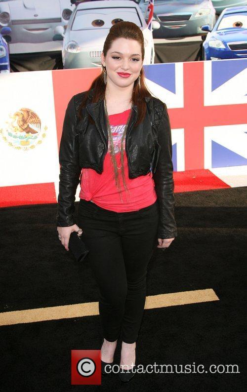 Jennifer Stone The Los Angeles premiere of 'Cars...
