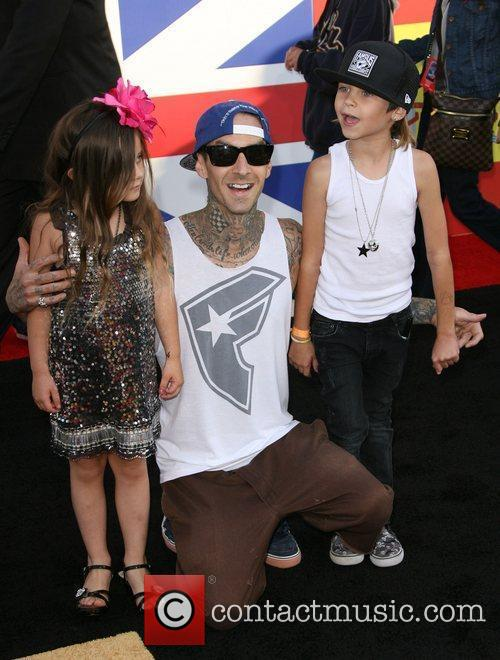 Travis Barker and Andrew Lawrence 5