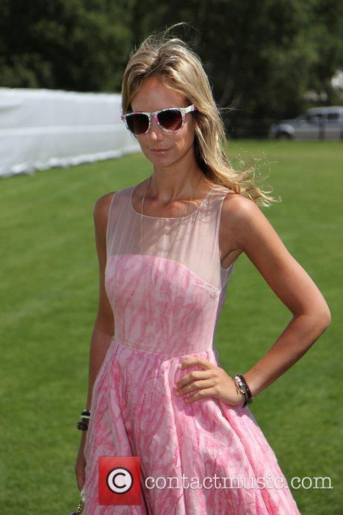 Cartier International Polo Day held at Guards Polo...
