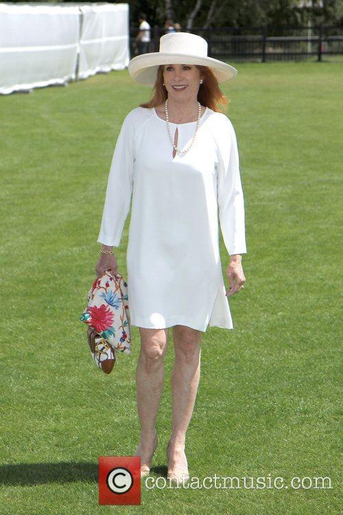 Stefanie Powers, Cartier International Polo