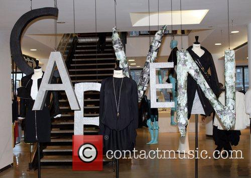 Carven SS11 collection launch at Barney's New York