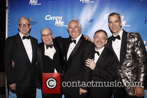 Scott Wittman, Jack O'Brien, Frank Abagnale, Jr., Marc...