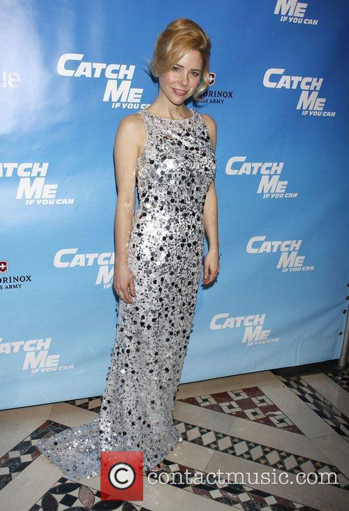 Kerry Butler Opening night after party for the...