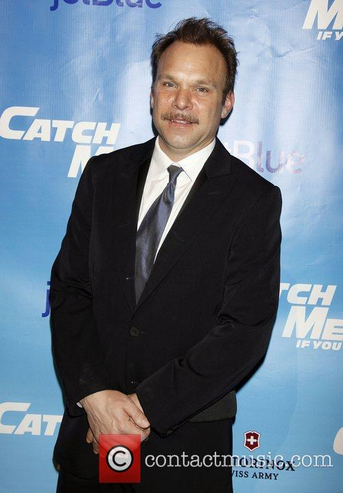 Norbert Leo Butz Opening night after party for...