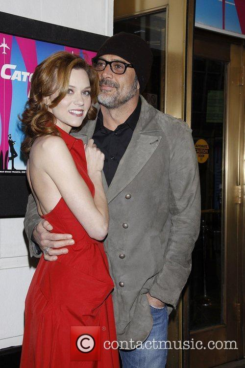 Hilarie Burton and Jeffrey Dean Morgan 6