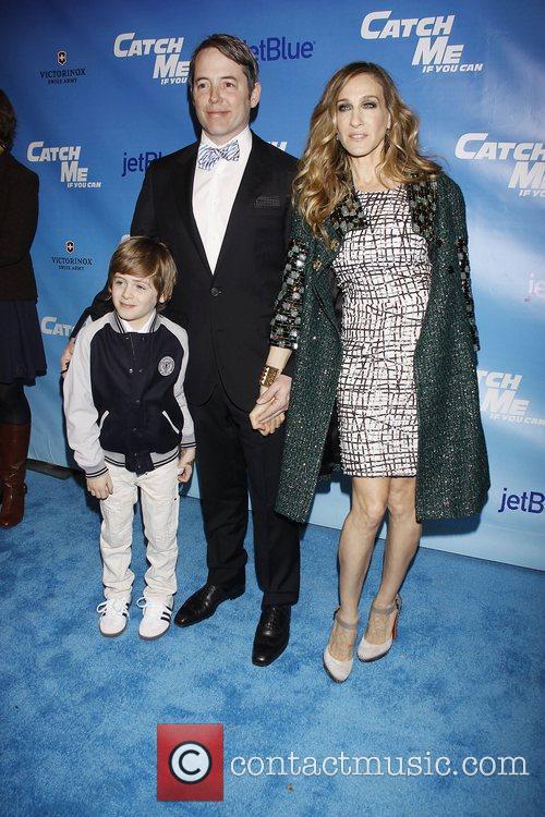 Matthew Broderick and Sarah Jessica Parker 5