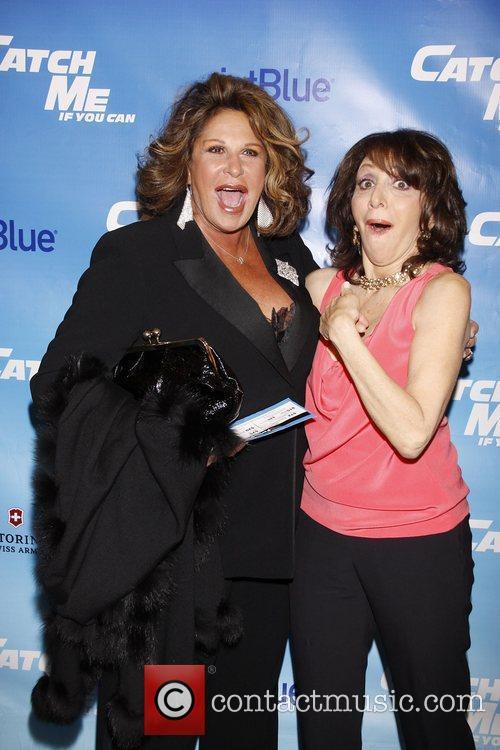 Lainie Kazan and Andrea Martin 4