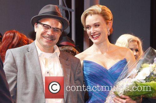 Norbert Leo Butz and Rachel de Benedet Opening...