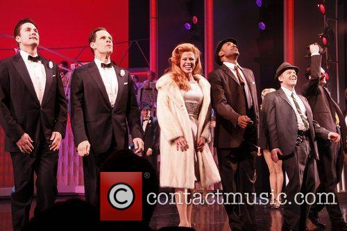 Opening night of the Broadway production of 'Catch...