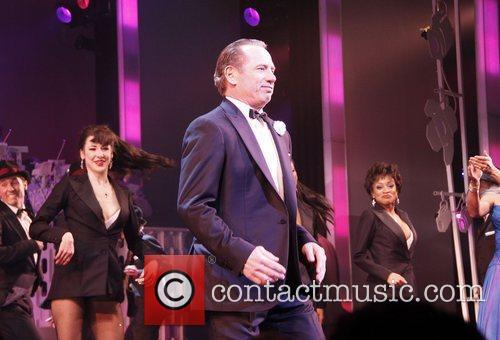 Tom Wopat Opening night of the Broadway production...