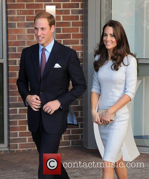 Duchess and Prince William 30