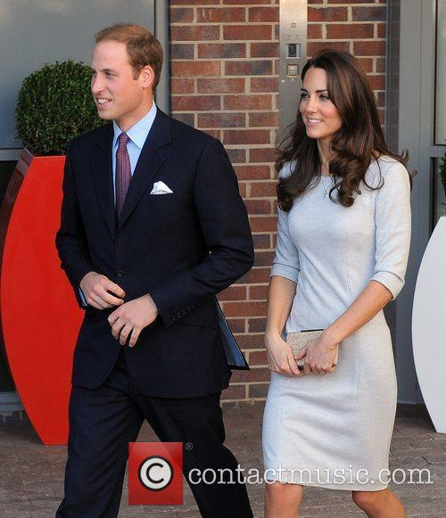 Duchess and Prince William 34