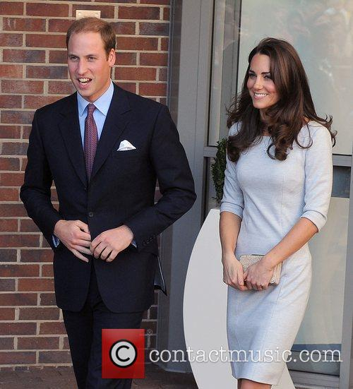 Duchess and Prince William 39