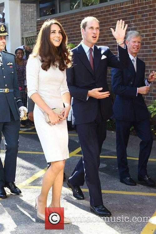 Duchess and Prince William 2