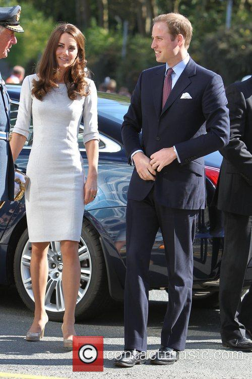 Duchess and Prince William 4