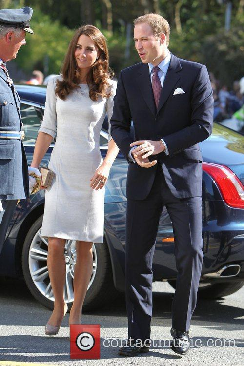 Duchess and Prince William 7