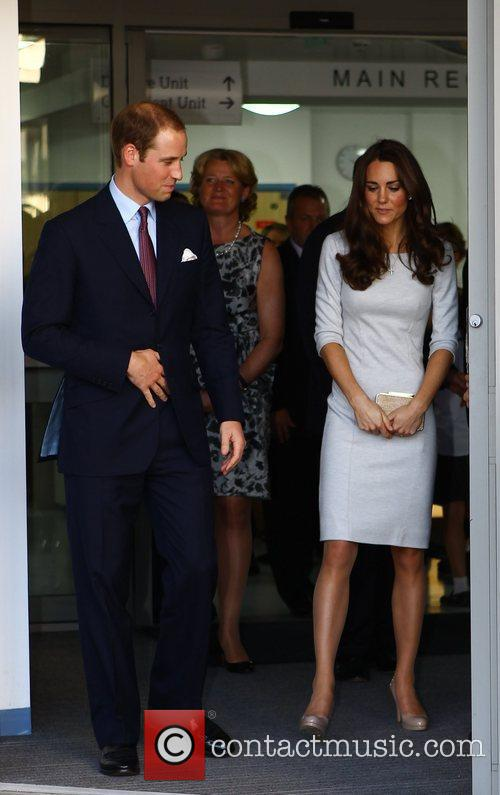 Duchess and Prince William 3